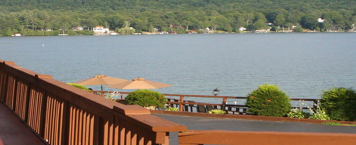 Lake Balcony
